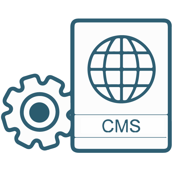Ikon af CMS