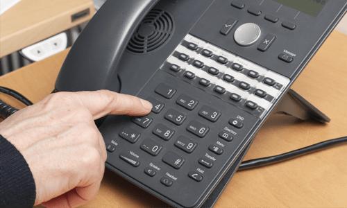 telefonpasning